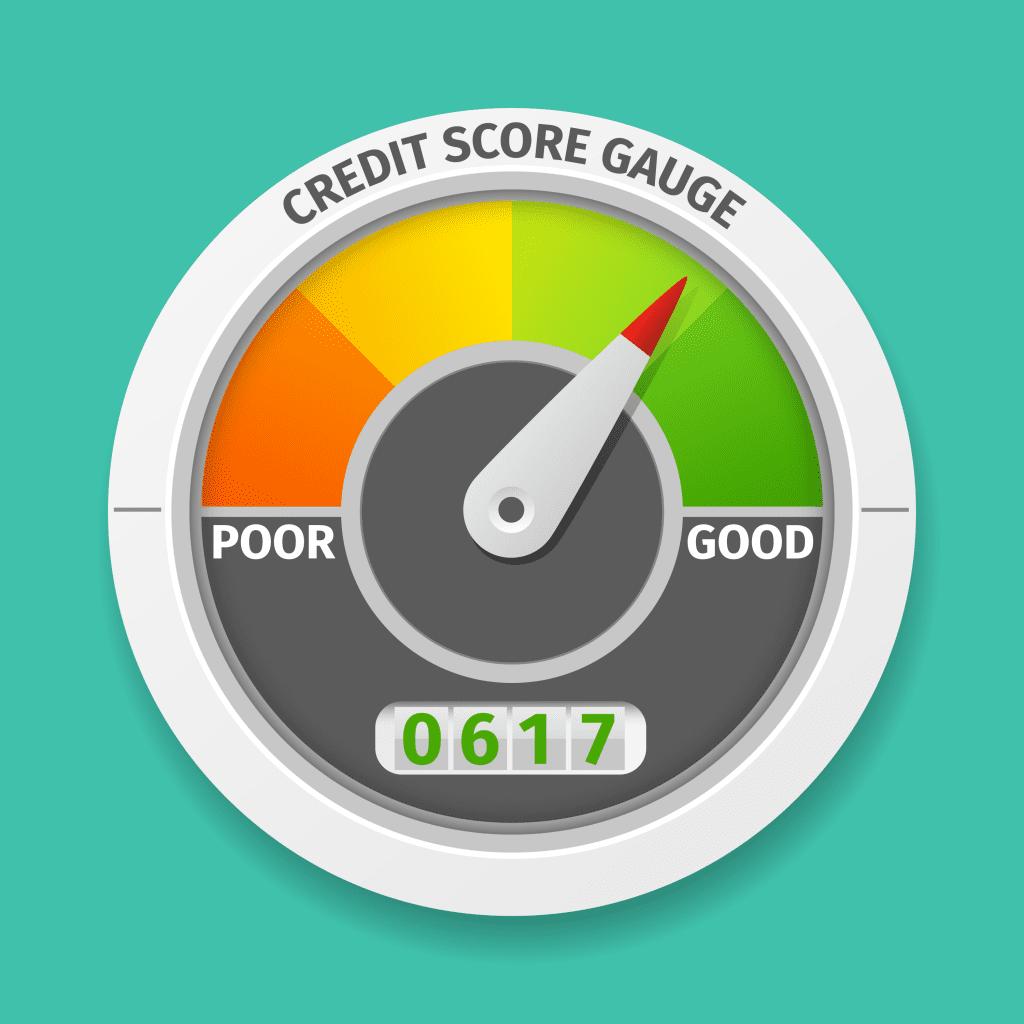 credit score good