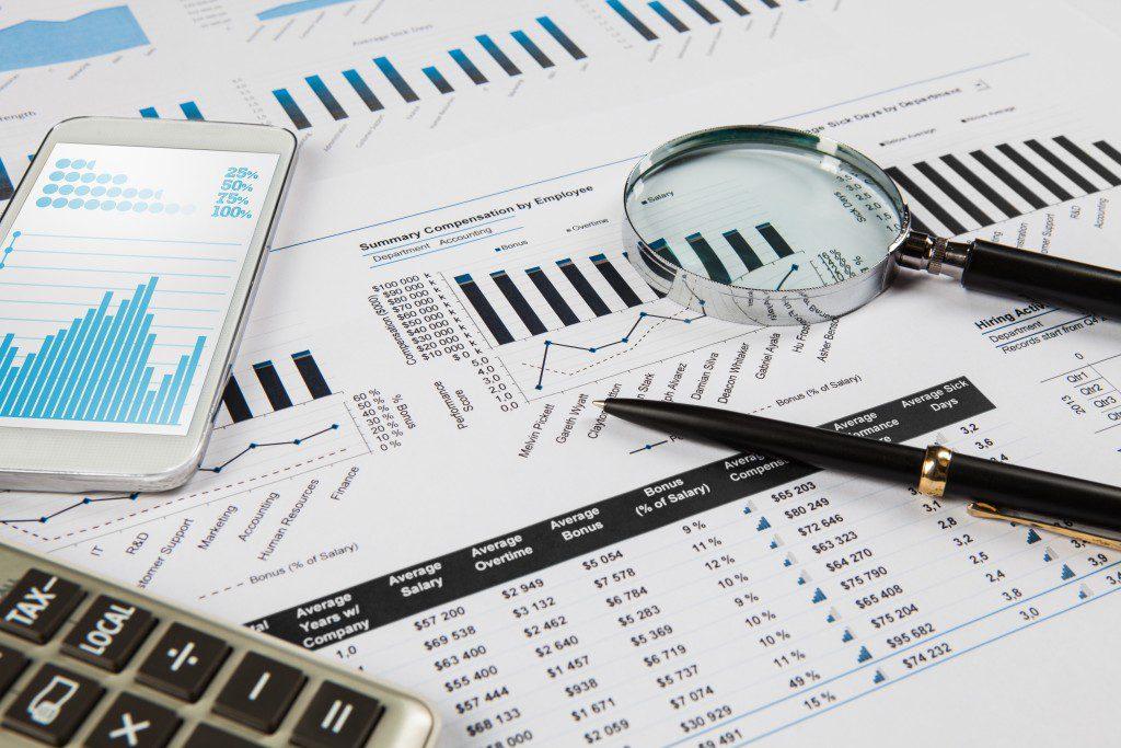 financing cash flow