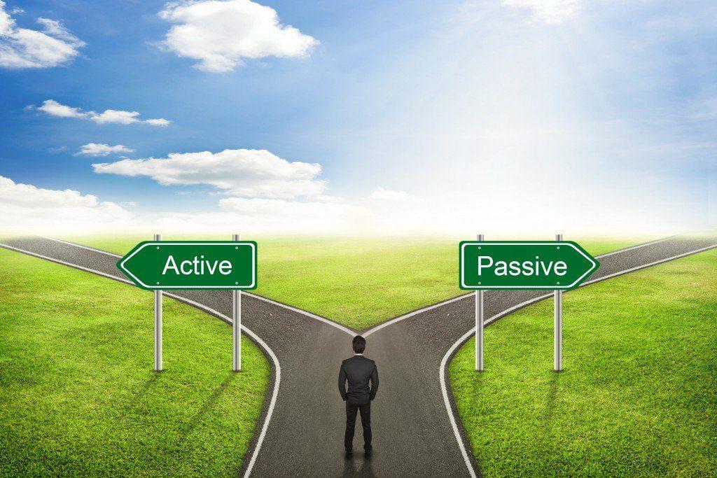 passive income choice