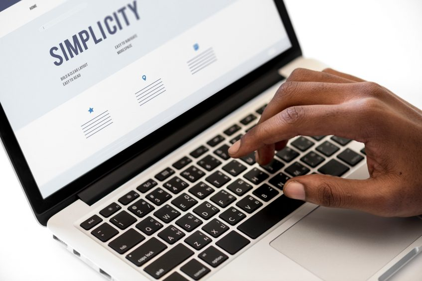 completely online application process